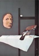 CHAZAUD Reve De L Oeuf Hommage A Albrecht Durer 30(scan Recto-verso) MA1945 - Fine Arts