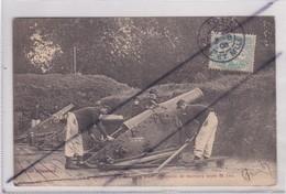 Bataillon D'Artillerie à Pied. Batterie De Mortiers Rayés De 220 - Equipment