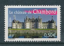 3703** Château De Chambord - Ungebraucht