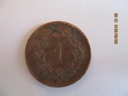 Switzerland: 1 Centime 1894 - Suisse