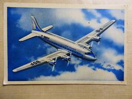 AIR FRANCE   DC 4    F BBDF - 1946-....: Moderne