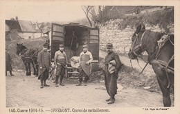 90 - OFFEMONT - Convoi De Ravitaillement - Offemont