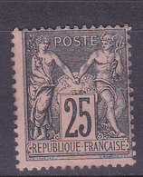 Sage Neuf *,   N° 97, Cote 40€,  ( 1862/11.3) - Marcophily (detached Stamps)