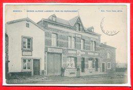 BELGIQUE --  BERTRIX -- Maison Alfred Lambert , Rue Burhaimont - Bertrix
