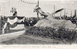 "Inauguration Du Monument Aux Victimes Du ""PLUVIOSE"" Sous Marin -22 Juin 1913   (106657) - Inaugurations"