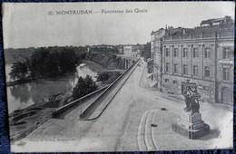Montauban - Panorama Des Quais . - Montauban