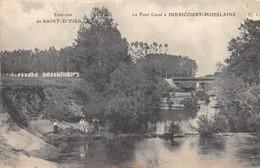 CPA 52 LE PONT CANAL A HOERICOURT MOESLAINS - Autres Communes