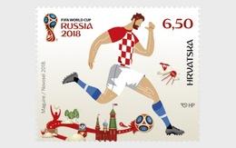 Kroatië / Croatia - Postfris / MNH - WK Voetbal Rusland 2018 - Kroatië