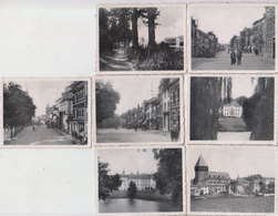 Bastogne Lot 7 Mini Cartes - Bastogne