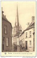 NIVELLES ..-- La Rue Du Coq , Anciennement  Rue Du Petit Loup . - Nivelles