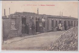 ATTILLY (Aisne) - La Maison Ponchard - Frankreich