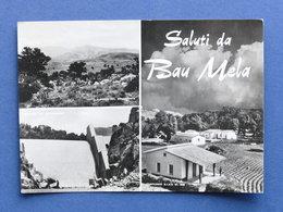 Cartolina Bau Mela - Varie Vedute - 1963 - Cagliari