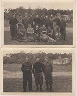 Ww2 Stalag + 2 Carte-photos +67 Cartes Kriegsgefangener Censure Allemande+lettres Gaillarde Bouleternère 66 France - Weltkrieg 1939-45