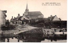 Loiret : Sury Aux Bois : Le Lavoir - France