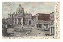 19924 - Roma Piazza Di S.Pietro - San Pietro