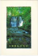 Ireland - Waterfall -  (17 X 12 Cm.) - John Hinde - Ierland