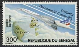 Sénégal, PA N° 151** Y Et T - Sénégal (1960-...)