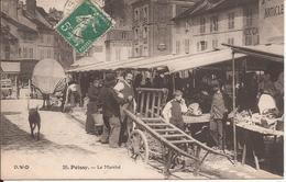 POISSY LE MARCHE - Poissy