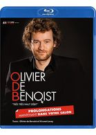 OLIVIER DE BENQUIST  °°°°° DVD BLU RAY - Concert Et Musique