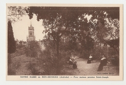 07 Notre Dame De Bon Secours, Parc Maison Pension Saint Joseph (3397) - Frankreich