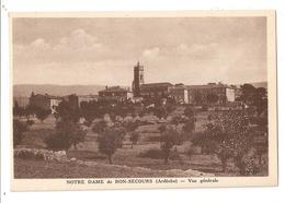 07 Notre Dame De Bon Secours, Vue Générale (3398) - France