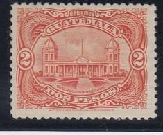 GUATEMALA 1926 - Yvert #222 - MNH ** - Guatemala