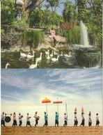 Bali-prama Sanur Beach Bali-2 Cartes -cpm - Indonésie