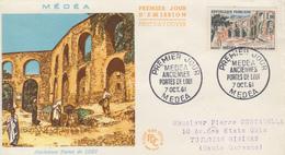 Enveloppe  FDC  1er  Jour   FRANCE   MEDEA   1961 - 1960-1969
