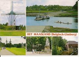 Het Maasland (Belgisch-Limburg) 5 Zichten - Maaseik
