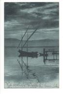 19936 - Lac Léman Barque Charnaux 5359A - VD Waadt