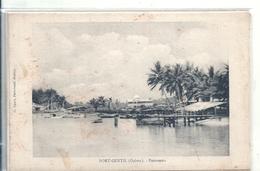 GABON - PORT GENTIL - Panorama - Gabon