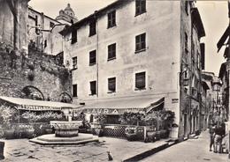 Portovenere--Piazza P.Centenaro E Via Capellini-Vg 1958-Originale E Integra Al 100%an - La Spezia