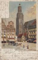 Pologne - Breslau - Wrocław - Elisabeth-Kirche - Postmarked 1903 - Polonia