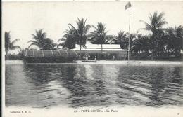 GABON - PORT GENTIL - La Poste - Gabon