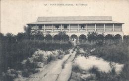 GABON - PORT GENTIL - Le Tribunal - Gabon