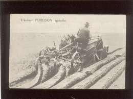 35 Rennes Tracteur Fordson Agricole , édit. Catala , Leclair Guenel & Ladam Agents Ford 48 Ave. Du Mail Rennes Au Do - Rennes