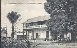 GABON - LIBREVILLE - Factorerie Thomas - Gabon