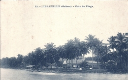GABON - LIBREVILLE - Coin De La Plage - Gabon