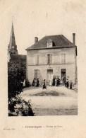 03 CRESSANGES  Bureau De Poste - France