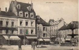 01 BELLEY  Place Des Terreaux - Belley