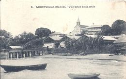 GABON - LIBREVILLE - Vue Prise De La Jetée - Gabon