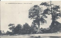 GABON - LIBREVILLE - Pointe Louis - Gabon