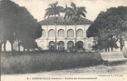 GABON - LIBREVILLE - Palais Du Gouvernement - Gabon
