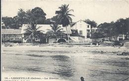 GABON - LIBREVILLE - La Marine - Gabon