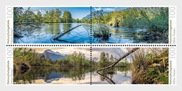 Liechtenstein - Postfris / MNH - Complete Set Natuurparken 2018 - Liechtenstein