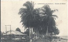 GABON - LIBREVILLE - Route De Glass - Gabon