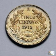 Chile - 5 Centavos - 1915 - Chile
