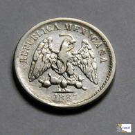México - Zacatecas - 5 Centavos - 1887 - México