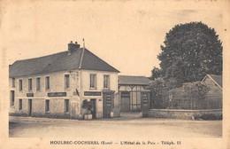 CPA 27 HOULBEC COCHEREL HOTEL DE PAIX - Autres Communes