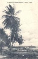 GABON - LIBREVILLE - Sur La Plage - Gabon